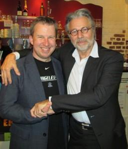 Adi Hirschal und Alexander Sedivy