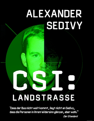 Alexander Sedivy CSI:Landstrasse
