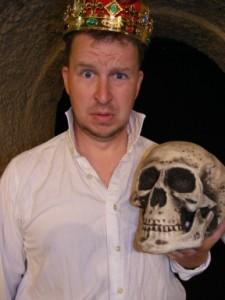 """Alexander Sedivy in """"Shakespeares sämtliche Werke, leicht gekürzt"""""""
