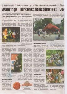 Bezirksjournal August 2006