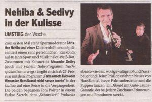 Sportzeitung Februar 2009