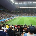 Siegestreffer Luis Suarez Uruguay-England