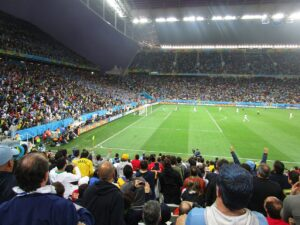 England-Uruguay in Sao Paulo