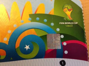 Ticket to Brasil