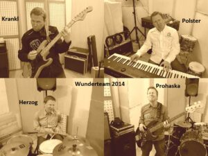 Wunderteam 2014
