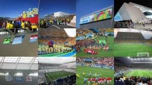 Arena Sao Paulo Collage