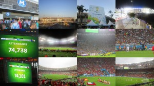 Maracana Collage